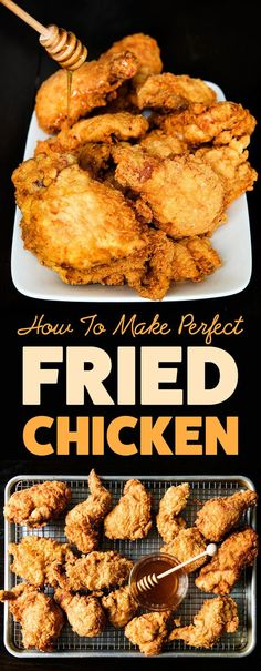 Here's A Mouthwatering Step-By-Step Guide To Making The Most Insanely Delicious Fried Chicken