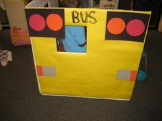 ramblings of a preschool teacher: the wheels on the bus