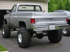 Lemme tell you sumthin bout my Chevy Silveraydo 87 Chevy Truck, Chevy 4x4, Lifted Chevy Trucks, Classic Chevy Trucks, Gm Trucks, Chevy Pickups, Chevrolet Trucks, Diesel Trucks, Cool Trucks