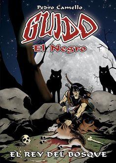 """Ficha de lectura de """"Guido el negro, el rey del bosque"""" de  Pedro Camello, elaborada por Eloy Martín."""