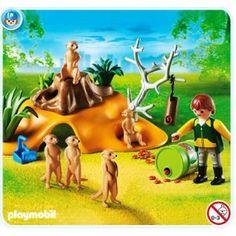 Playmobil 4853 - Meerkat Family