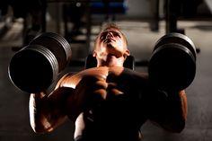 Richtig Bankdrücken: Die Grundübung für schnellen Muskelaufbau und die Brust | Repinned www.pinterest.com/muskelfarm/