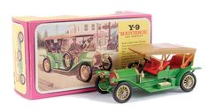 Matchbox Models of Yesteryear No.Y9-2 Simplex 1912
