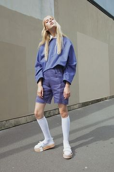 Nicolas Coulomb French photographer Nicolas Coulomb has worked with Etudes… Look Fashion, Runway Fashion, Fashion Models, High Fashion, Womens Fashion, Fashion Design, Fashion Trends, Etudes Studio, Lookbook