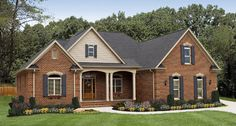 The Lujack - House Plan Number 1043