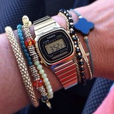 3259a260a26 13 Best Casio Gold Watch images