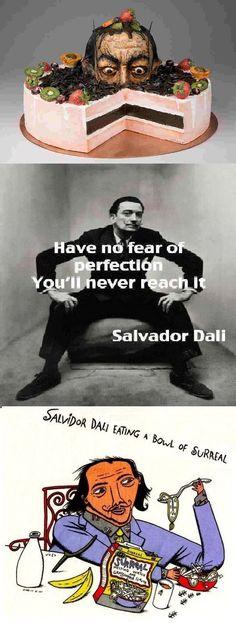 Happy Birthday, Salvador Dali! ;>) May 11, 1904 - Jan 23, 1989 R.I.P. Salvador Domingo Felipe Jacinto Dalí i Domènech, Marqués de Dalí de Pubol, known as Salvador Dalí was a prominent Spanish surrealist painter born in Figueres, Catalonia, Spain. ipi/Wiki