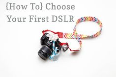 A great guide to buying your first (or any) DSLR from the Capturing Childhood blog