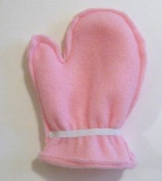 Fleece Ear Warmer & Mittens - Peek-a-Boo Pages - Sew Something Special