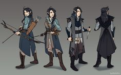 And part two of my Critical Role costume... - Art Android