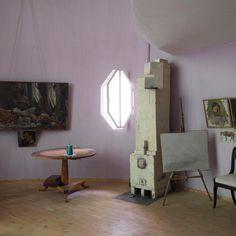 "ug: "" Atelier: the Melnikov house """