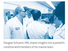 A Day in the Life of a Trauma Surgeon