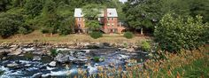 Historic Tapoco Lodge on the banks of the Cheoah River....15 miles north of Robbinsville, North Carolina