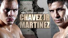 Full Replay of Chavez vs Martinez!