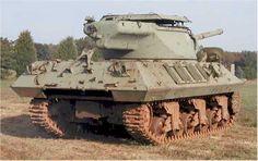 90 mm Gun Motor Carriage M36, Slugger , Jackson tank destroyer WW II