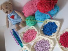 ElenaRegina wool: Piastrellina giostra colorata 11