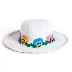 Fancy Florals Bucket Hat