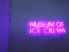 NYC Loves: Museum of Ice Cream | Yale Wanders