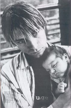 Kurt and his daughter Frances