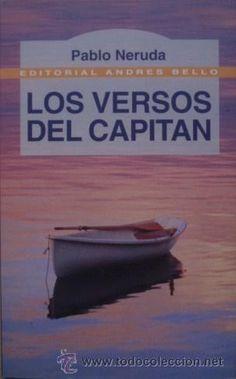 Por la tarde zarparemos al ritmo de los versos del capitán.