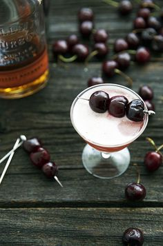 Love cherries? Love bourbon? Then the Cherry Flip is the perfect cocktail recipe for you. Serve this dessert drink at your next get-together for everyone to enjoy.
