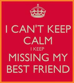 """""""If I've been given a chance to make a wish come true.a day reunited with my BFF would be enough for me to pursue. I miss you BFF. Best Friend Quotes Images, Good Sister Quotes, I Miss You Quotes, Missing You Quotes, Bff Quotes, Famous Quotes, Happy Quotes, Friend Friendship, Friendship Quotes"""