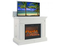 1000 Images About White Tv Lift Cabinets On Pinterest