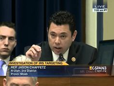 """Chaffetz asks IRS Commissioner: """"Are you going to comply with subpoena?"""""""