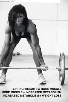 Weight Lifting for Women Weight Lifting for Women,Strong Women! Fitness motivation inspiration fitspo crossfit running workout exercise Related posts:-̗̀ ̗̀ ✧ I n s t a: ✧ ∙ ∙- Besuchen Sie www. Musa Fitness, Body Fitness, Fitness Goals, Fitness Tips, Health Fitness, Gym Fitness, Fitness Weights, Squats Fitness, Ladies Fitness