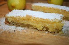 Barritas de limão