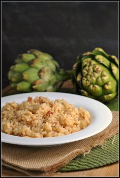 Beer, Cheddar, and Bacon Risotto recipe by preventionrd, via Flickr