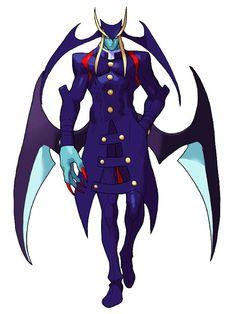 Darkstalkers: Jedah