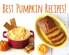 Best Pumpkin Recipes | from TheFrugalGirls.com