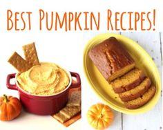 Best Pumpkin Recipes | from TheFrugalGirls.com