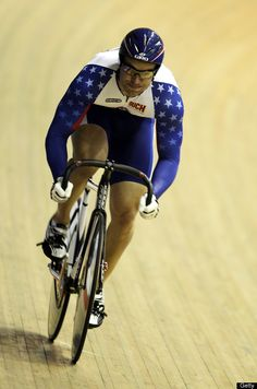 Jimmy Watkins  From Bakersfield  Event Track Cycling