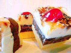 Julie's Fudge  BANANA SPLIT  12 Pieces  OVER 1 by jewelofthelion, $27.00