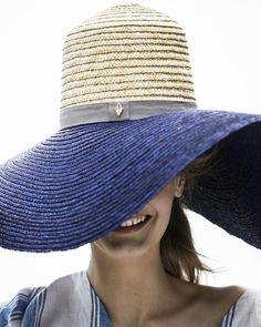 Keep cool! Karen Walker Pioneer Hat ;)