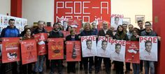 El PSOE de Motril inicia la campaña electoral con ilusión en el proyecto de Pedro Sánchez y con el objetivo de recuperar derechos sociales y crear empleo