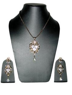 Gift Idea- Pink Stone Necklace Pendant Set with Earrings Handmade Fashion Jewelry Mogul Interior,http://www.amazon.com/dp/B007ZY09DM/ref=cm_sw_r_pi_dp_3Ptmsb1QAA0QT33N