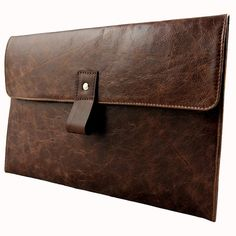 Hand Crafted Leather Macbook Air Case by Freeload Accessories, £79.00