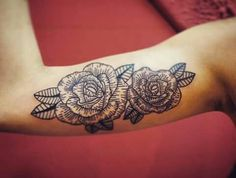 Tatto #TATTO #ARTE #FLORES #HAPPY #HERMOSO #BELLEZAENNUESTRAPIEL