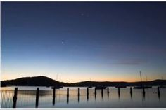 A triple conjunction between Jupiter, Venus and the Moon will be visible from all over the world this Saturday and Sunday night.