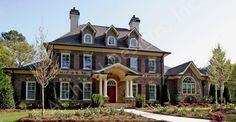 Milestone House Plan - Traditional...