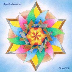 Vkroč do pravdy. Pravda ma oslobodí a prináša zmenu ktorou som. #mandala #mandalaslovensko #mandalaslovakia #mandalaoctober #october2020 #oktober2020 #handpainted #sacredgeometry #instamandala #thruth #freedom Mandala, Logos, Art, Art Background, Logo, Kunst, Performing Arts, Mandalas, Art Education Resources
