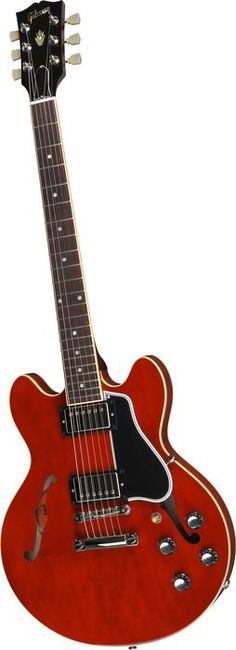 Gibson ES-339 Semi-Hollow Electric Guitar with 30/60 Neck