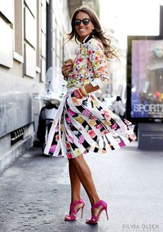 Inspiration: Florals | Happiness is an outfit