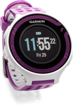 Get motivating feedback with the Garmin Forerunner 220 GPS heart rate monitor. Distance, pace and heart rate.