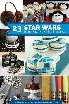 23 Star Wars Birthday Party Ideas