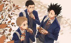 yukuyo @yu94_hq Kuroo Tetsurou, Nishinoya, Kageyama, Haikyuu Ships, Haikyuu Fanart, Haikyuu Anime, Cartoon Wallpaper Iphone, Fullmetal Alchemist Brotherhood, Anime Boyfriend