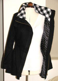look at this cute Minoru jacket!  from CherryPix blog